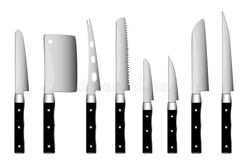 Nóż ilustracja wektor