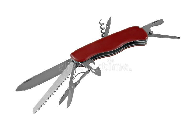 nóż kieszeń zdjęcie royalty free