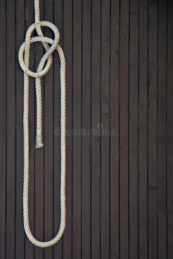 Download Nó imagem de stock. Imagem de corda, escuro, listra, navio - 536175