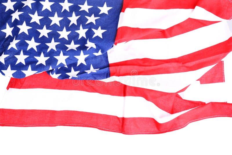 Nós bandeira imagens de stock royalty free