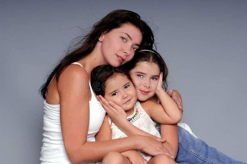 Nós somos família imagens de stock royalty free
