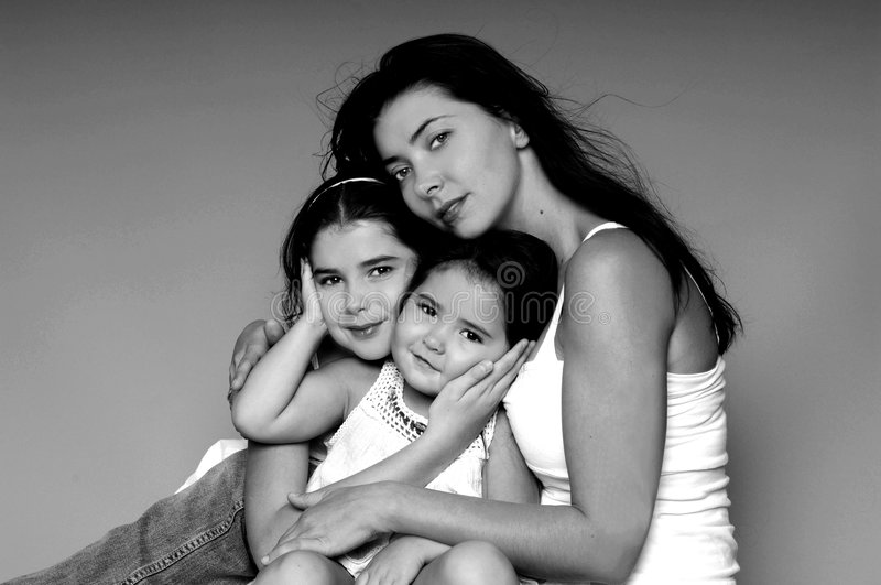 Nós somos família imagem de stock royalty free