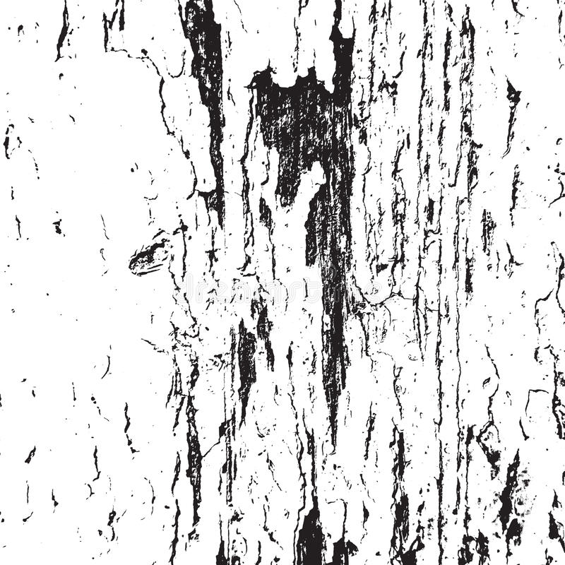Nödläge knäckt textur royaltyfri illustrationer