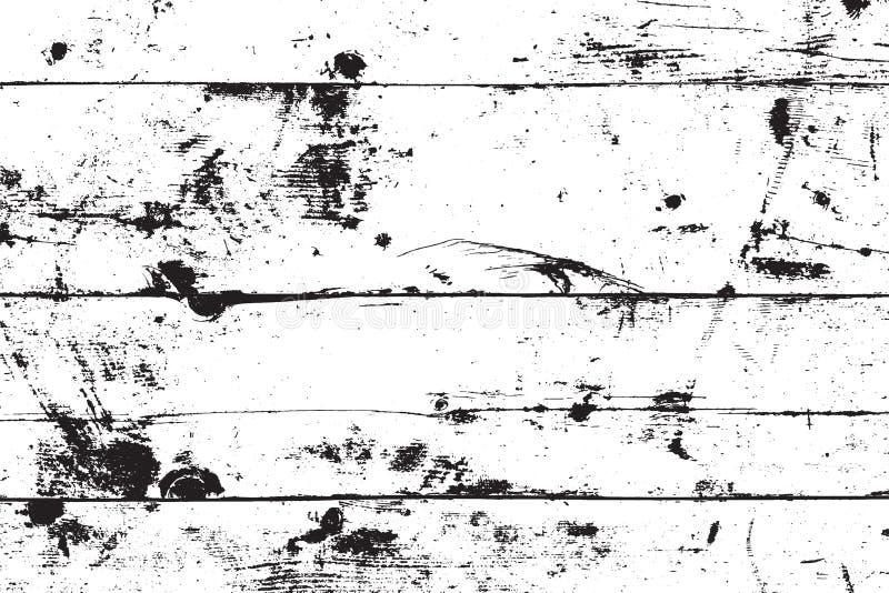 Nödlägeträbakgrund stock illustrationer