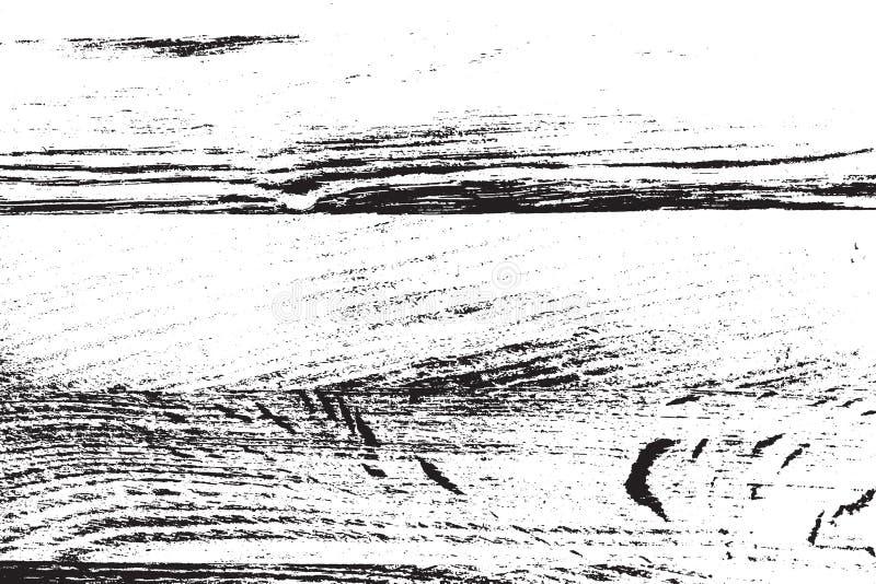 Nödlägeträbakgrund royaltyfri illustrationer