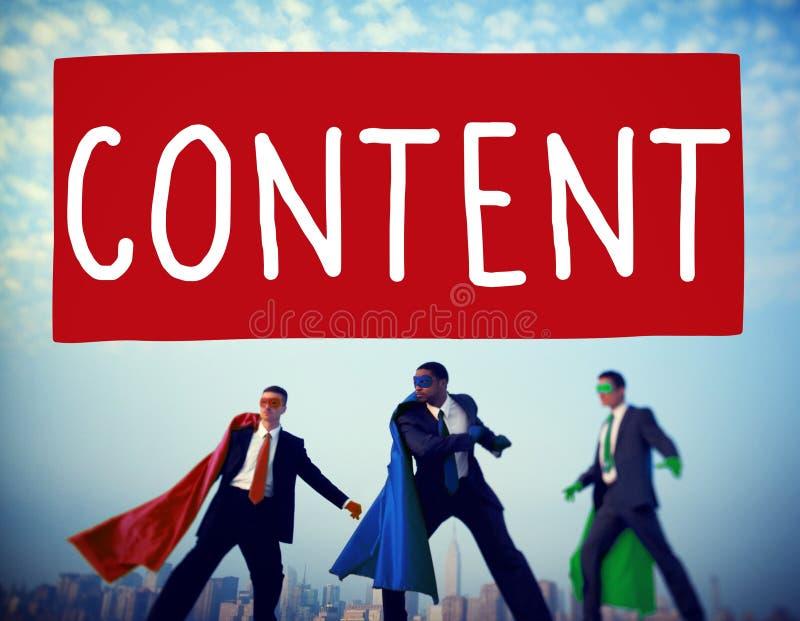 Nöjt Blogging kommunikationspublikationsbegrepp arkivfoto