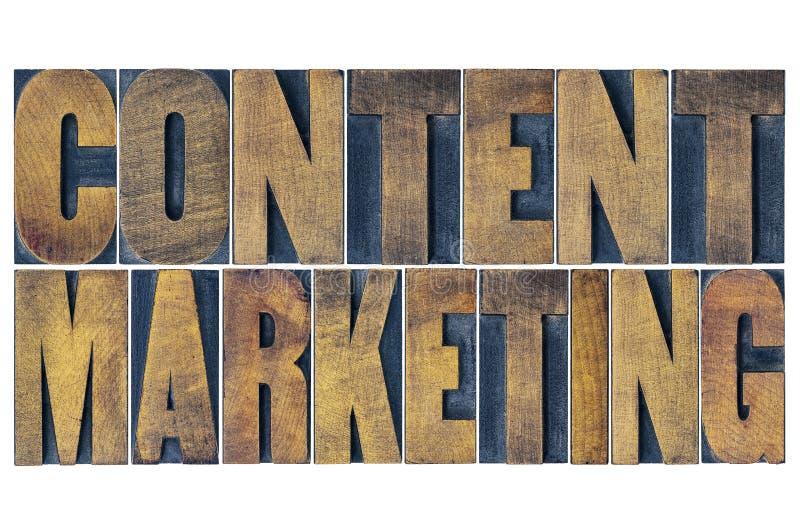 Nöjt marknadsföringsordabstrakt begrepp arkivbilder