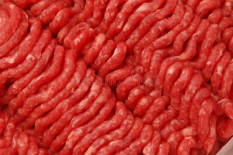 nötköttjordning arkivfoto