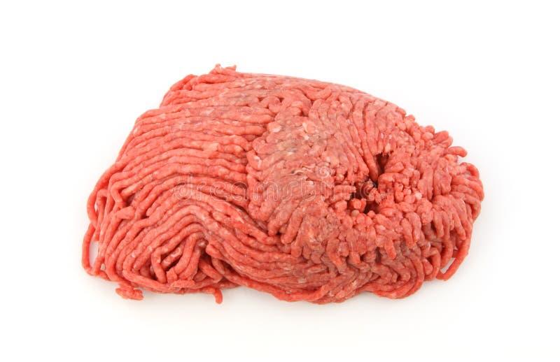 nötköttjordning arkivbild