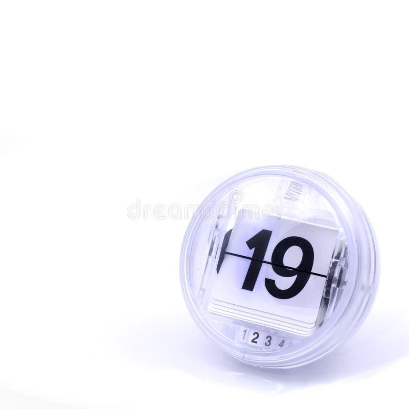 Número imagens de stock