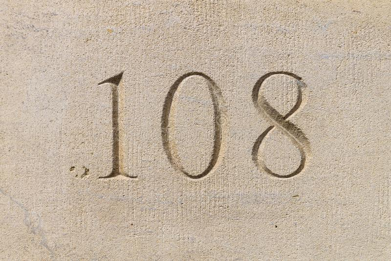 Resultado de imagen de el numero 108