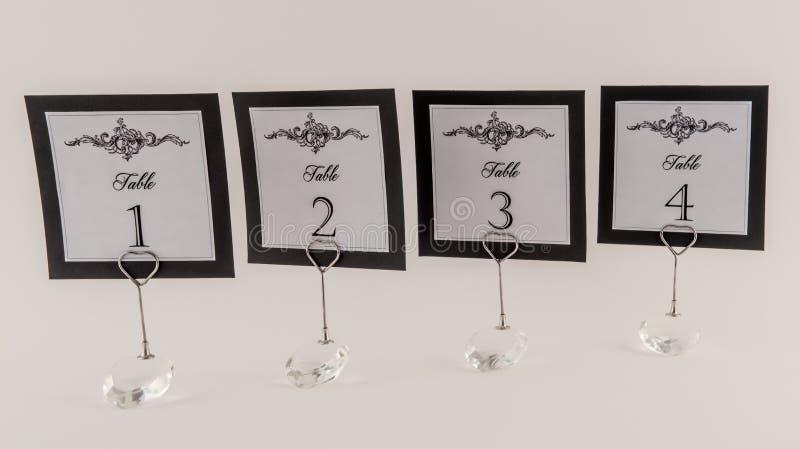Números Elegantes De La Tabla Imagen de archivo - Imagen de ...
