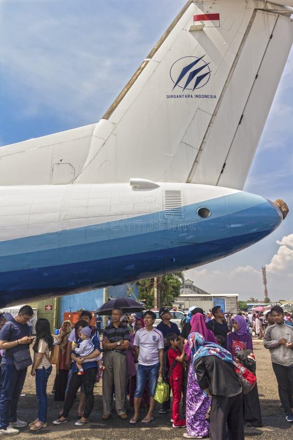N250-100 a été créé et fabriqué par l'Indonésie photos stock