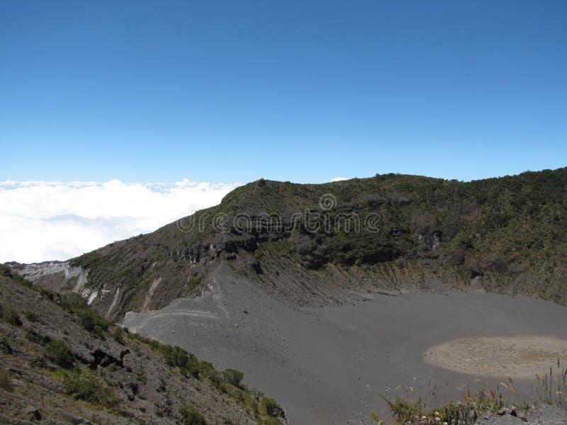 ¡ N de Volcà photo stock