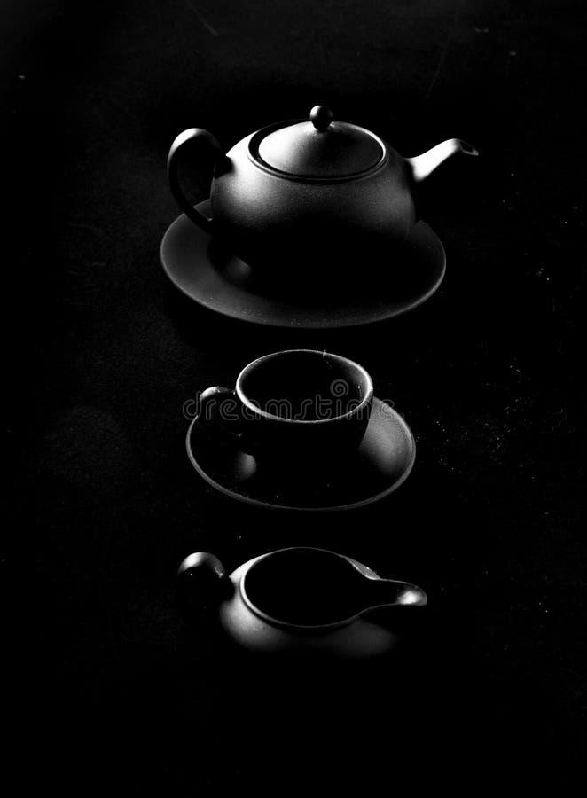 N'importe qui pour le thé ? photographie stock
