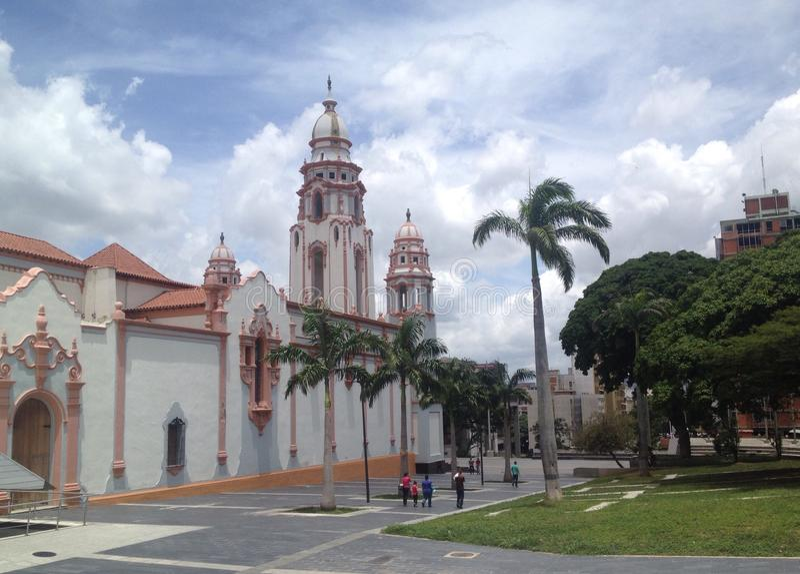 ³ n Nacional de Caracas di Panteà fotografie stock libere da diritti