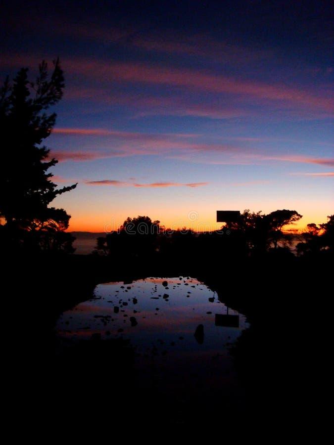 N?r du f?rbluffar himmel f?rgar h?gkvalitativa tryck f?r bakgrundstapet fotografering för bildbyråer