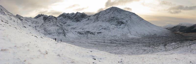 Na Creiche, île de Skye, Ecosse de Coire photographie stock libre de droits