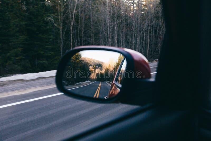 Na estrada! fotografia de stock royalty free