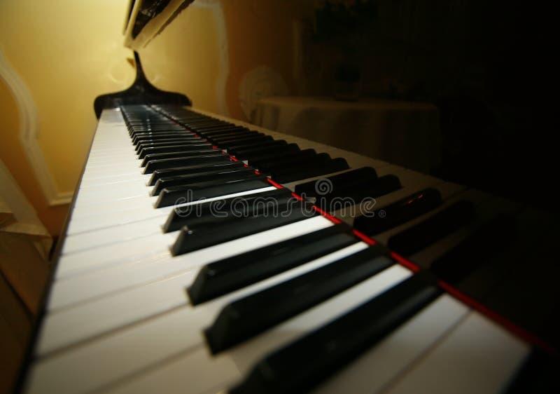 na fortepianie obrazy royalty free