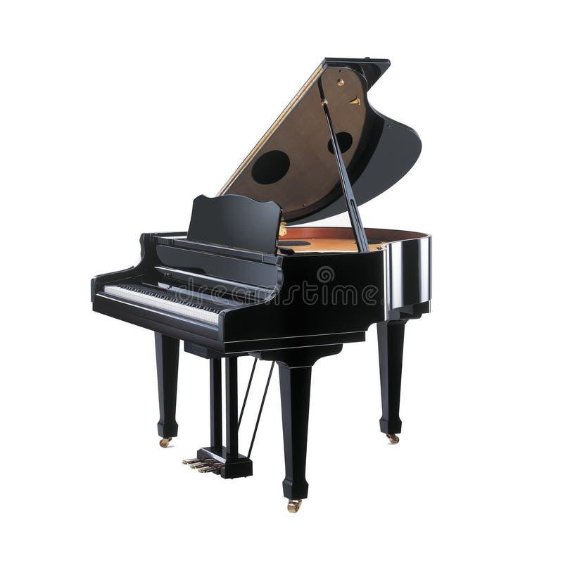na fortepianie