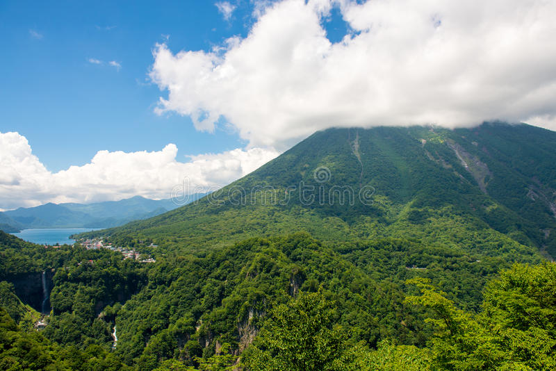 Na lecie Japonia zdjęcie stock