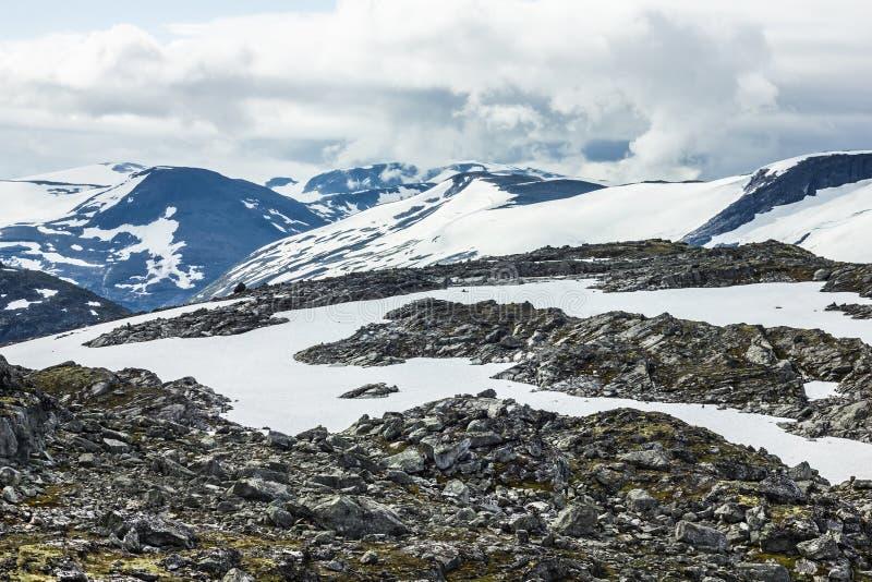 Geiranger, Noruega foto de stock
