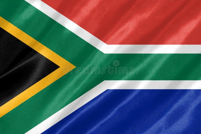 na południe od stylu afryce dostępny szklany bandery wektora fotografia stock