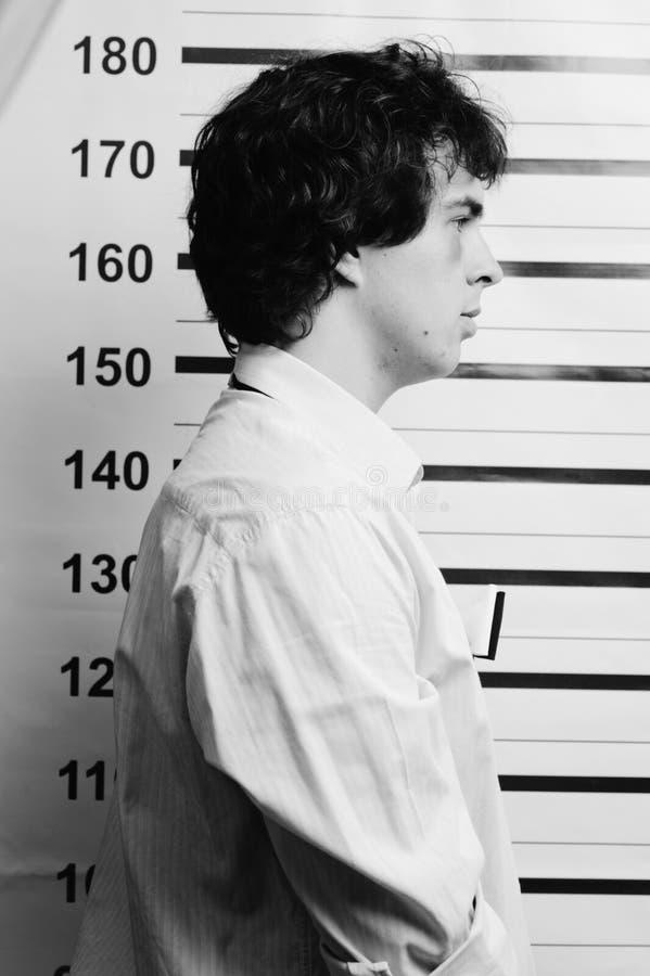Na prisão imagens de stock