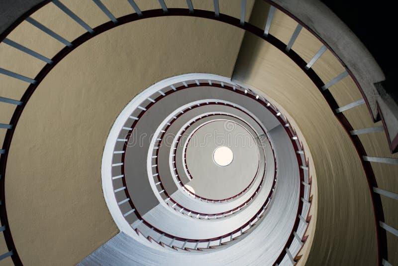 na schody. obraz royalty free