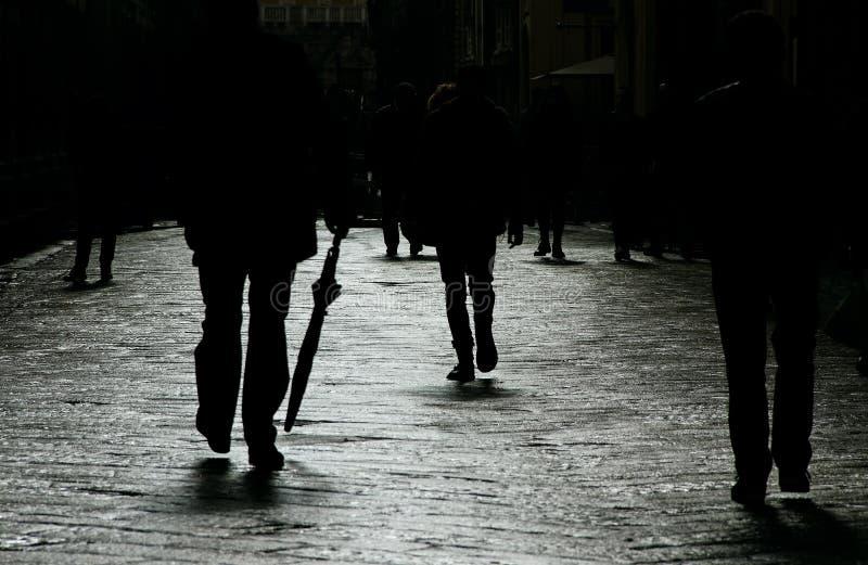 Na ulicie. fotografia royalty free