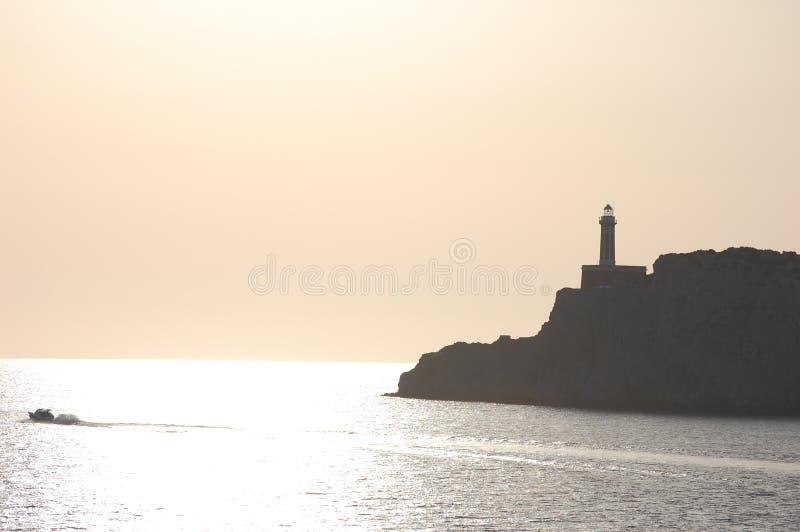 na wyspie capri fotografia stock