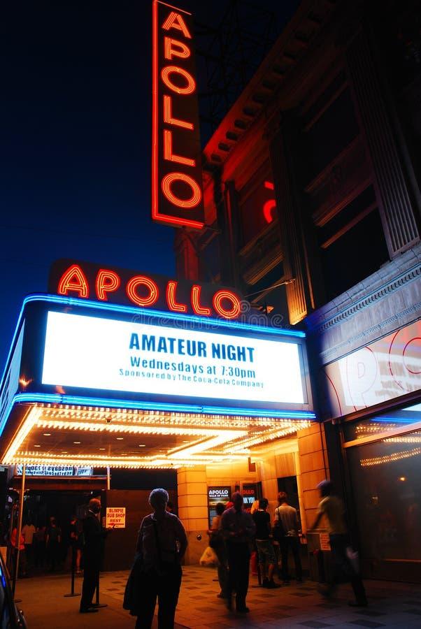 Na zewnątrz Apollo fotografia stock