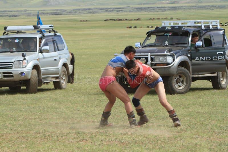 Naadam Festival Mongolia royalty free stock photos