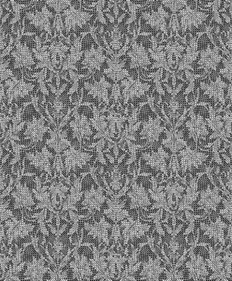 Naadloos abstract kleurrijk gestreept patroon Het eindeloze patroon kan voor keramische tegel, behang worden gebruikt vector illustratie