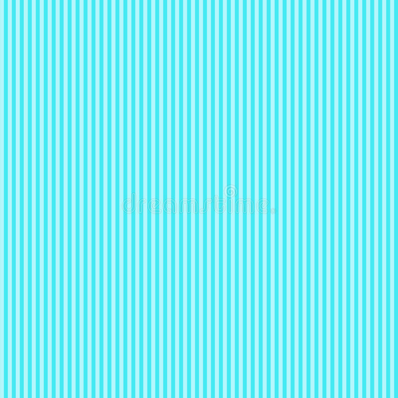 Naadloos blauw gestreept patroon royalty-vrije illustratie