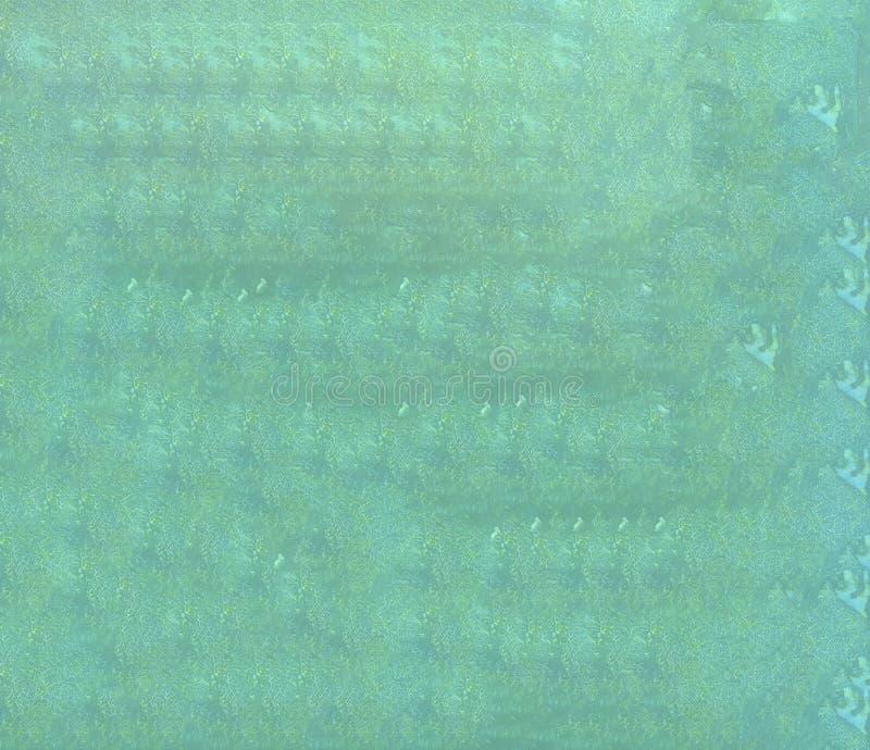 Naadloos, eindeloos violet Abstract waterkleurpatroon met de achtergrond van de verloopgradiënt van de Floral-lijn royalty-vrije stock afbeelding