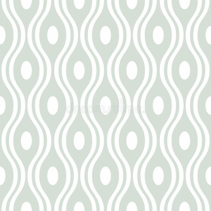 Naadloos Geometrisch Patroon royalty-vrije illustratie