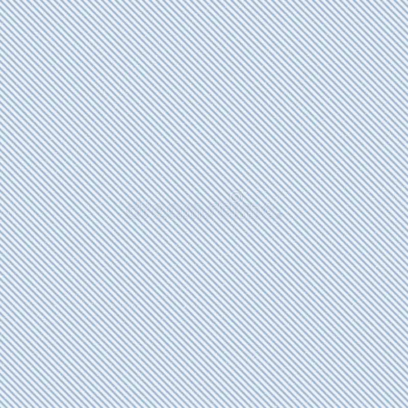 Naadloos gestreept grungepatroon Uitstekend ontwerp stock illustratie