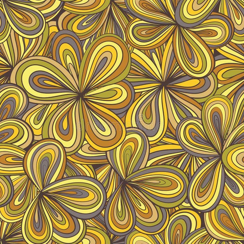 Download Naadloos Golf Hand-drawn Patroon, Golvenachtergrond Stock Illustratie - Illustratie bestaande uit drukken, grunge: 39105684