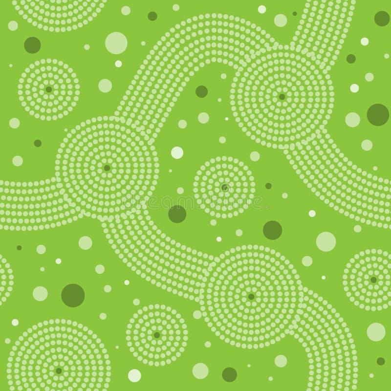 Naadloos Inheems Patroon vector illustratie