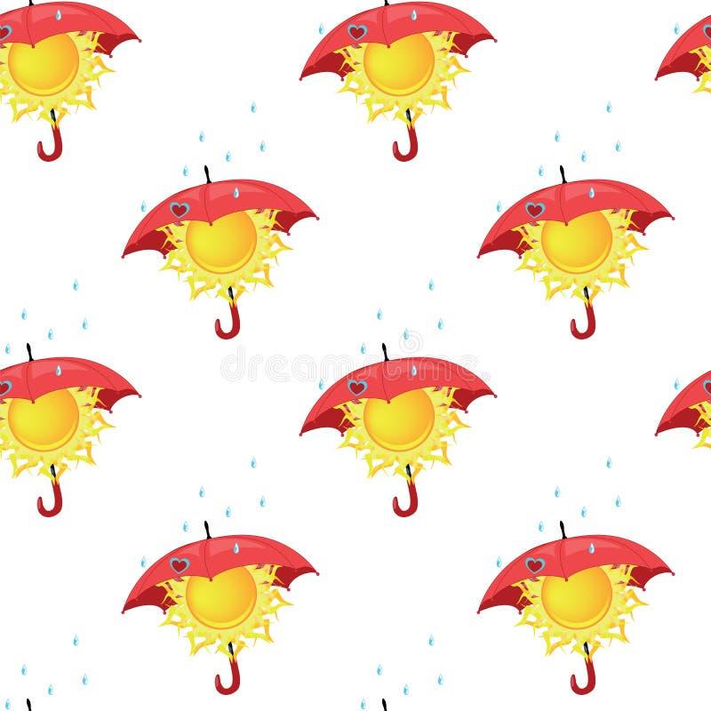 Download Naadloos patroon stock illustratie. Illustratie bestaande uit seizoen - 29507613