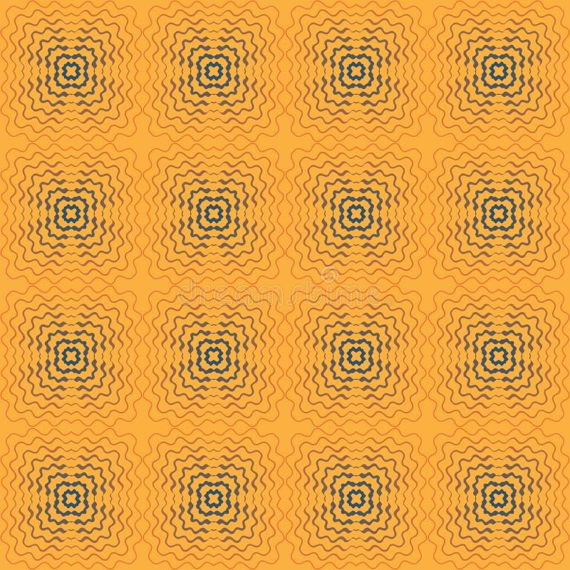 Download Naadloos patroon vector illustratie. Illustratie bestaande uit vorm - 54075147