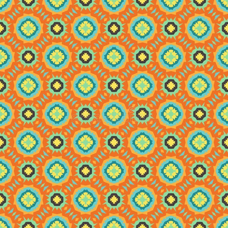 Download Naadloos patroon vector illustratie. Illustratie bestaande uit beeld - 54075182