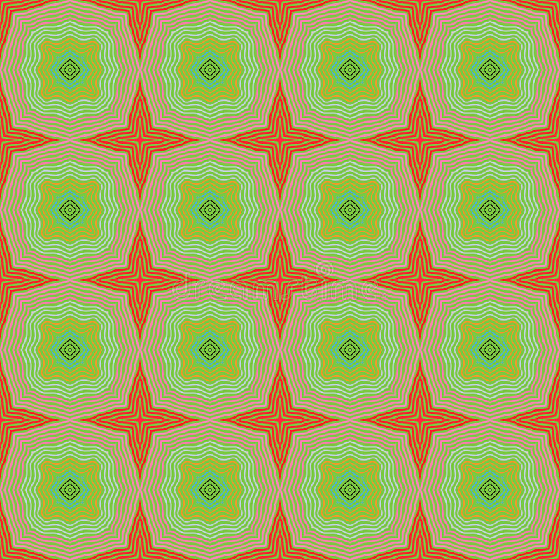 Download Naadloos patroon vector illustratie. Illustratie bestaande uit herhaling - 54075436