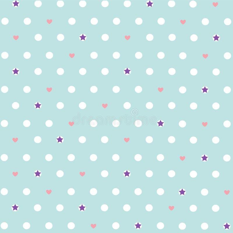 Naadloos patroon, achtergrond, behang vector illustratie