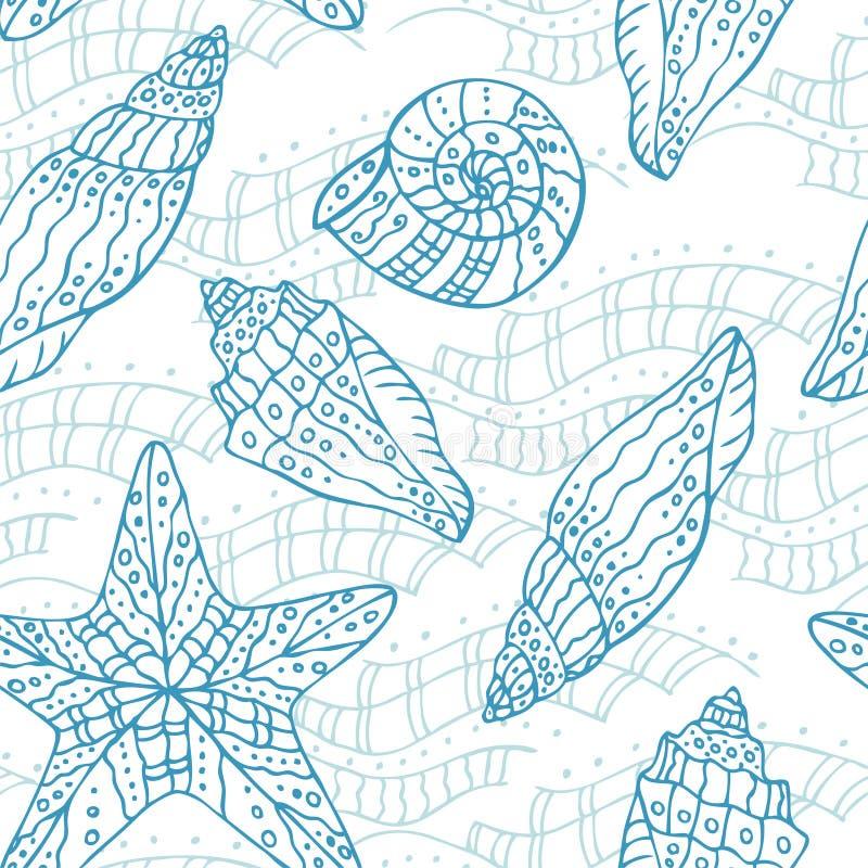 Naadloos; patroon; achtergrond; bloemen; bloem; pla vector illustratie