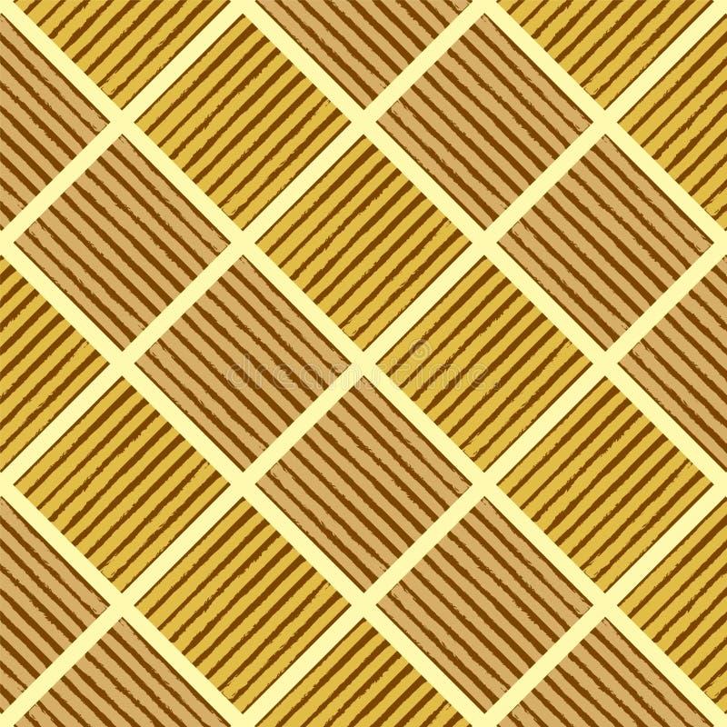 Naadloos patroon als achtergrond met krijtstrepen vector illustratie