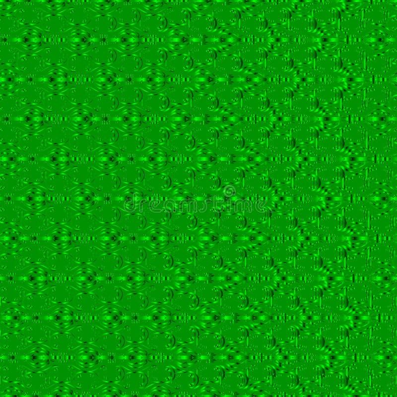 Naadloos patroon met abstracte druk stock foto's