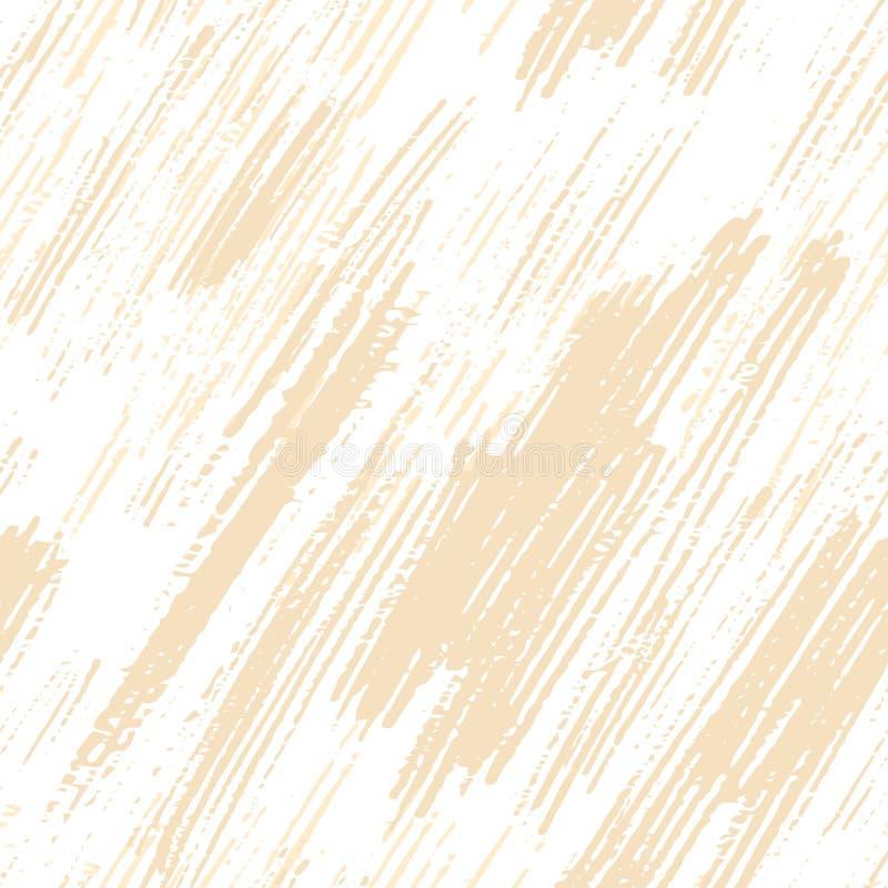Naadloos patroon met plonsen stock illustratie